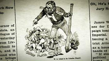 Roosevelt elnök korrupciója kellett az amerikaifutball megmentéséhez