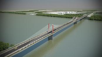 Látványterveken már megcsodálhatjuk a Kalocsa–Paks hidat