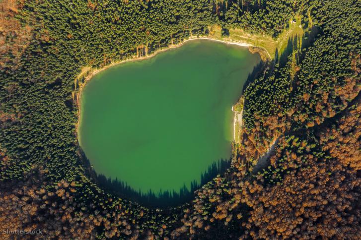 Az erdélyi Szent Anna-tó