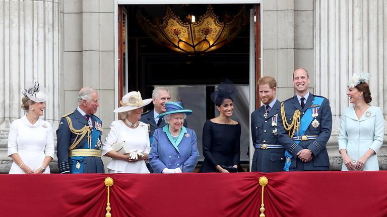 A brit királyi család megmutatta, mi az a píárkatasztrófa