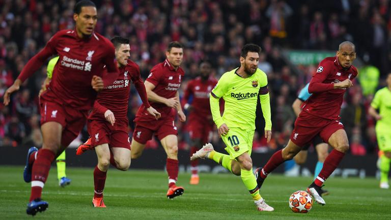 BL: A Barca könnyedén verte a Dortmundot, otthon akasztották meg a Liverpoolt