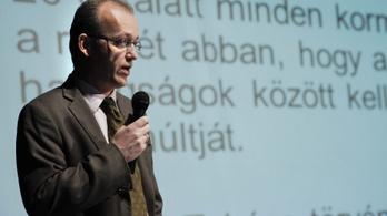 Ungváry Krisztián: Szánalmas Varga Judit hazudozása