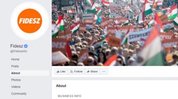 Messze a Fidesz költötte a legtöbbet a Facebookon