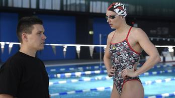 Hosszú Katinka edzője a bajnokot idézve búcsúzik