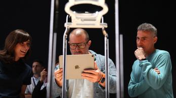 Távozott az Apple vezető dizájnere