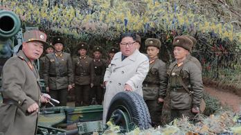 Észak-Korea kilőtt két rakétát a Japán-tenger felé