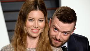 Justin Timberlake jót nevetett a pletykán, ami szerint megcsalta a feleségét