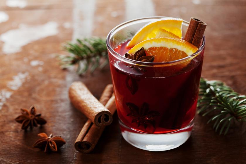 A legfinomabb fűszeres narancsos forralt bor receptje