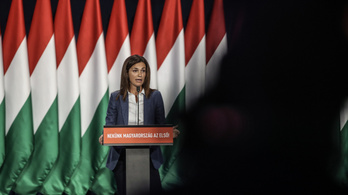 Spat over communist past of Hungarian Justice Minister's father