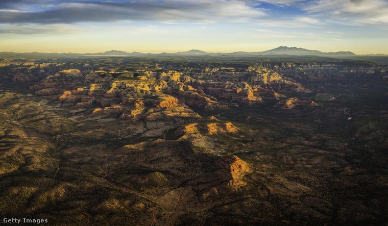 Verde-völgy, ArizonaUgyan a Verde-völgy korántsem olyan népszerű mint északkeleti szomszédja, a Napa, nem érdemes lebecsülni a szépségét