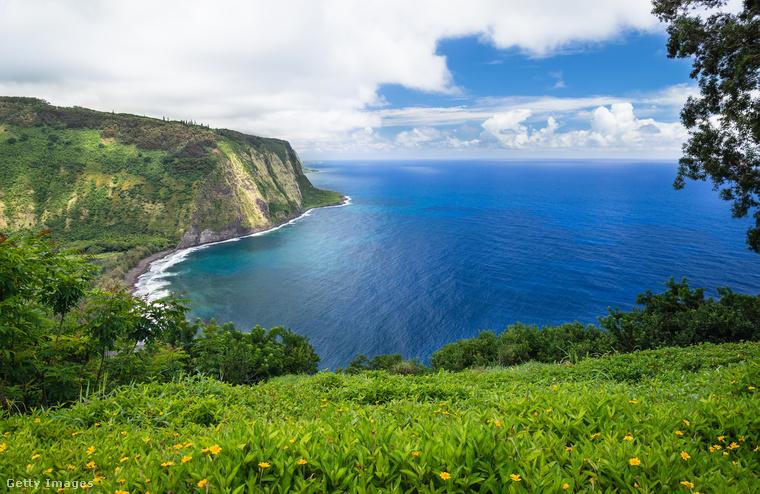 Waipio-völgy, HawaiiA Waipio-völgy Hawaii Nagy-szigetének északkeleti partján található