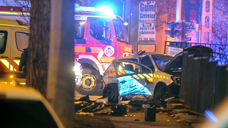 Újpesti rendőrbaleset: az elhunyt járőr társát gyanúsítják