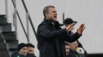 Rebrov: Nagyon jól játszottunk, még én is élveztem