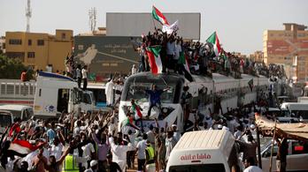 Törvényileg bontják le a megbuktatott szudáni elnök rezsimjét