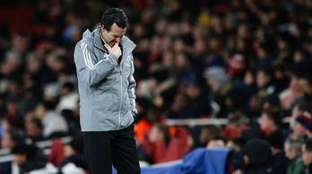 Ha az Európa Ligában sem, akkor hol fog nyerni Unai Emery?
