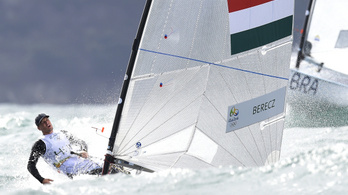 Berecz Zsombor érmet akar nyerni az olimpián