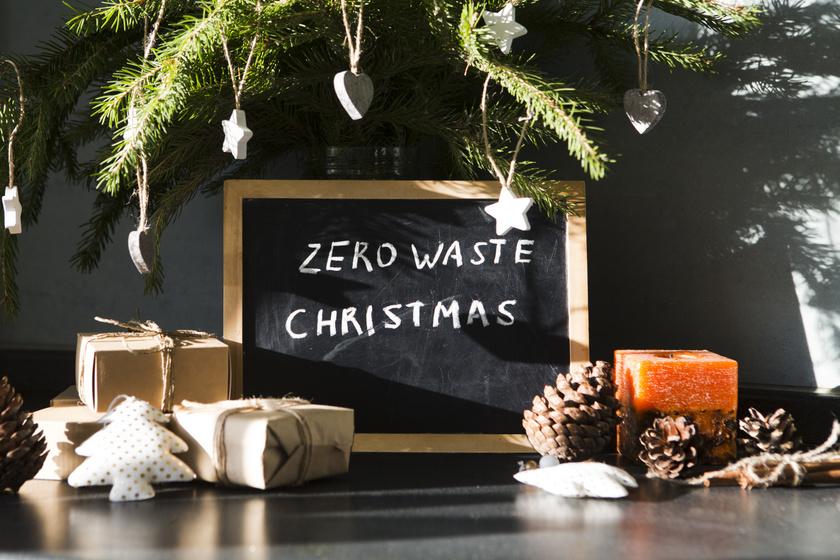 Fenntartható karácsony öt lépésben - Így lehetsz környezettudatos az ünnepek alatt