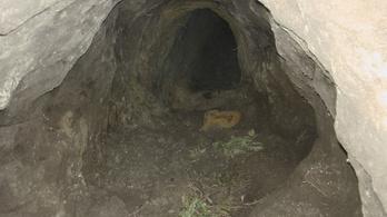 Alagutakat találtak a járőrök a déli határszakaszoknál