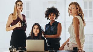 Tényleg a férfiaktól elvárt módon kell viselkednie egy női vezetőnek?