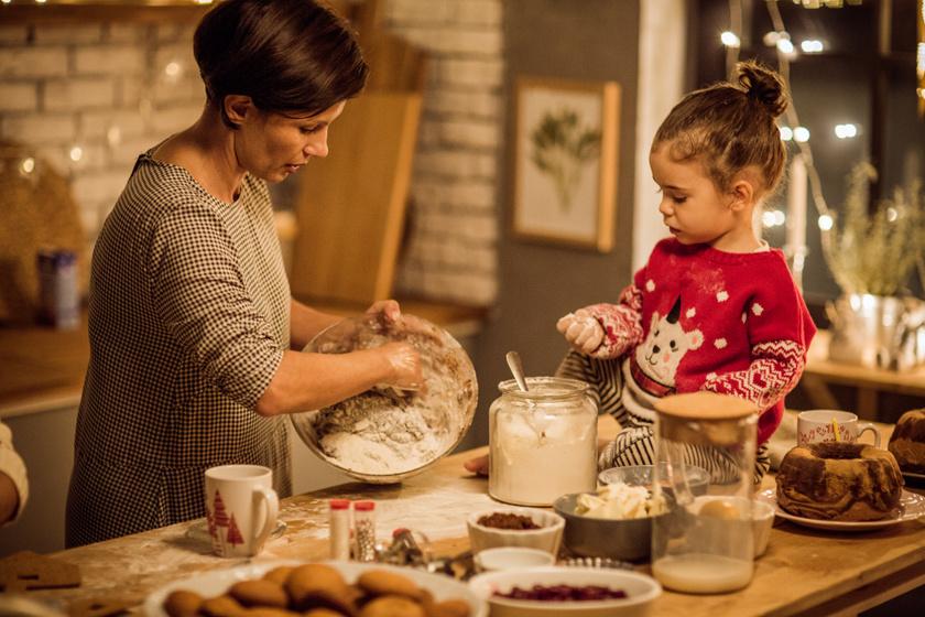Milyen lisztet használj inzulinrezisztensként a karácsonyi sütikhez? A dietetikus ezeket ajánlja