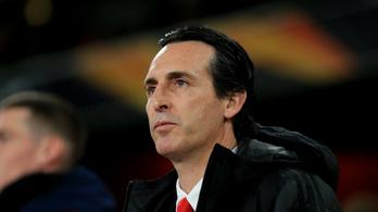 Emery nem élte túl az újabb Arsenal-vereséget, távozik a csapattól
