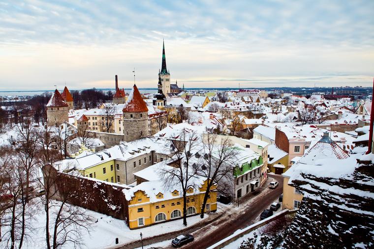 Észtország fővárosa méltatlanul alábecsült úti cél