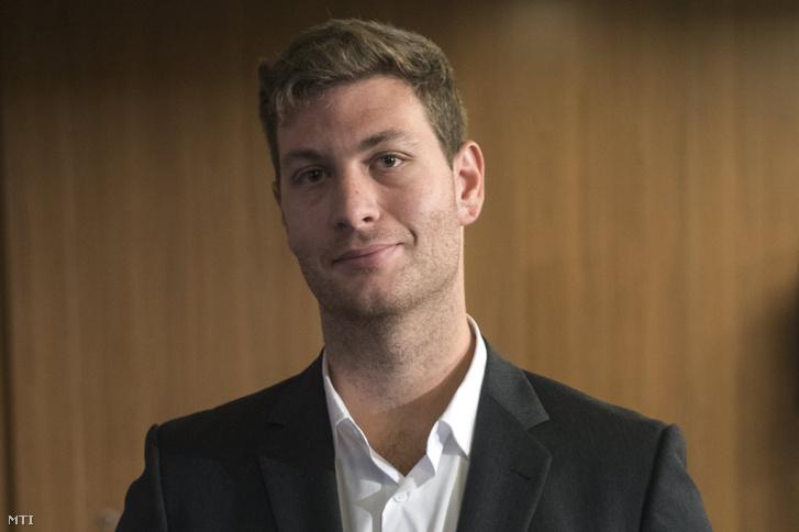 Bajnok Artúr az MTI távozó brüsszeli tudósítója