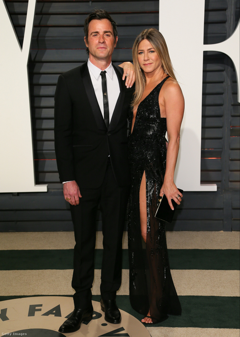 jennifer aniston and justin