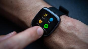 A Fitbit Versa 2 a Google legszebb trójai falova
