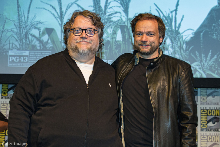 Guillermo Del Toro és André Øvredal a 2019-es Comic-Conon.