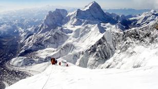 Így működik az ember teste 8000 méter felett: egy csúcsmászó tapasztalatai