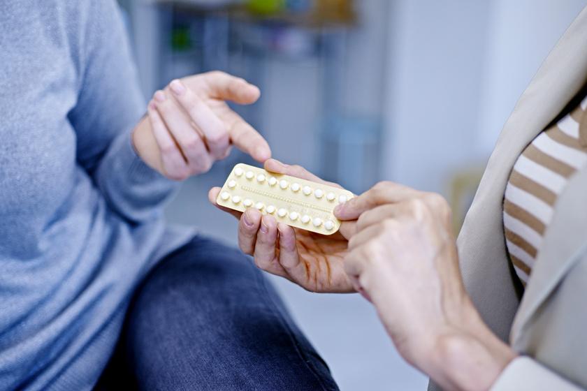 IR fogamzásgátló egészség
