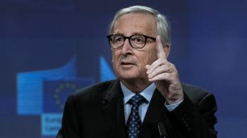 Juncker szerint Tusk legyőzi Orbánt