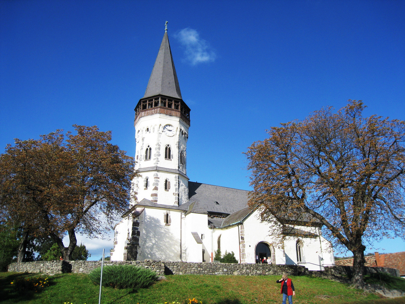 gyöngyöspata templom