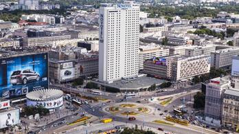 Varsó lett Európa leginkább mozgássérültbarát városa