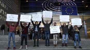 Az éghajlatváltozás elleni küzdelmet várják el a politikától az uniós polgárok