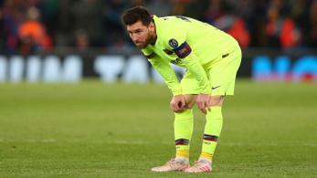 Közzétették Messi öltözői beszédét, aztán a Pool kinyírta a Barcát