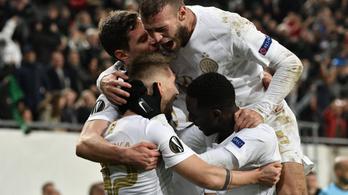 Nagyot javított a Fradi az UEFA-rangsorban