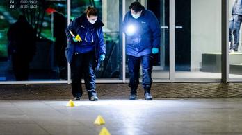 Egy 13 éves és két 15 éves gyerek sérült meg a hágai késes támadásban