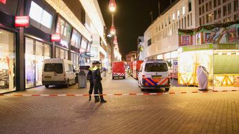 Elkapták a rendőrök a hágai késelés gyanúsítottját