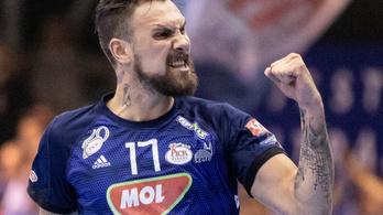 10 gólos győzelemmel ugrott élre a Szeged a BL-ben