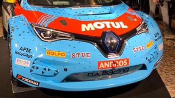 A Renault is elkészítette saját villanyszörnyét