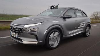 A Hyundai tüzelőanyagcellás új márkájának neve pedig...