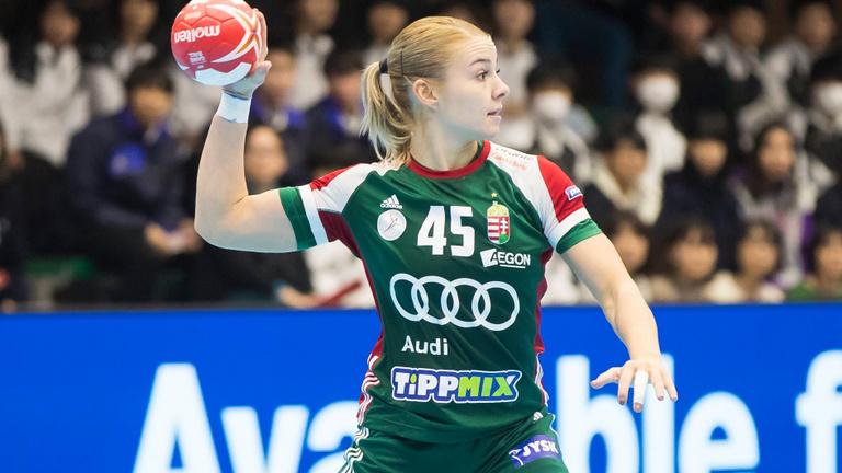 Második vb-meccsén 29-25-re kapott ki a női kézilabda-válogatott Spanyolországtól