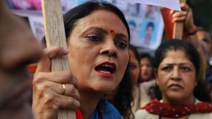 Miért kell úgy tenniük az indiai nőknek, mintha nem is léteznének?