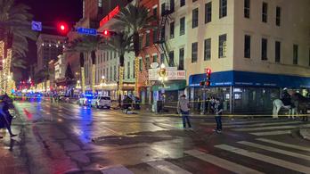 Lövöldözés volt New Orleansban, 11 ember sérült meg