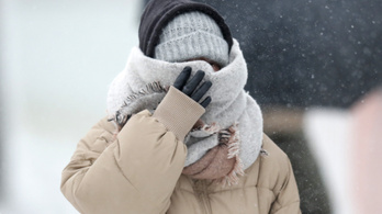 Havazás és ónos eső miatt adtak ki figyelmeztetést