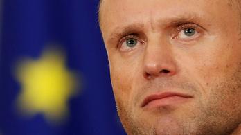 Bejelentette lemondását a máltai miniszterelnök
