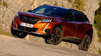 Menetpróba: Peugeot 2008 – 2019.