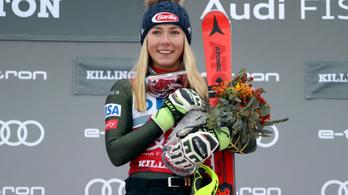 62-edszer nyert a 24 éves Mikaela Shiffrin